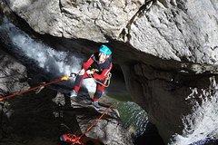 Canyoning beginner tour 89 €
