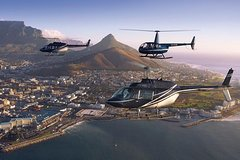 Best of Cape 3-Day Attraction TourArme Helicopter andCape PeninsulaandWine Tasting