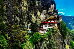 Day Trip to Tiger's Nest Monastery