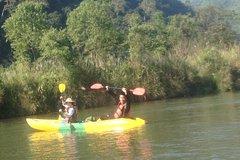 half day Vang Vieng Express River Experience
