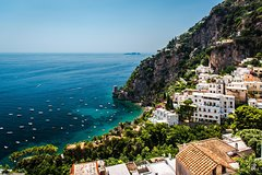 From Sorrento: Positano,Amalfi and Ravello in a Day tour