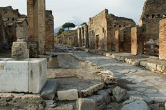 Herculaneum and Mount Vesuvius with Driver -Private Shore Excursion for Cru