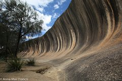 Perth Hills, York and Wave Rock 2 Day Private Tour