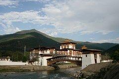 Gate Way to Bhutan