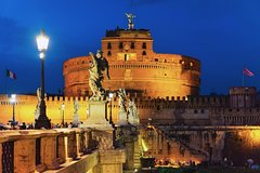 Private Guided Tour of Castel SantAngelo by Archaeologist Donato PhD