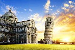 Chianti Best + Pisa, Wine and Wildlife walk, Siena, San Gimignano from Flor