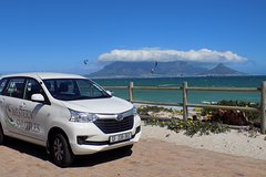 Cape Town Airport Transfer (1-3 Passengers)