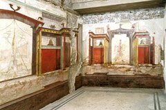 House of Livia, House of Augustus and Palatine Museum w PhD Archaeologist D