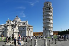 PRIVATE TRANSFER for small group from Florence to Pisa with 2 hrs stop in L
