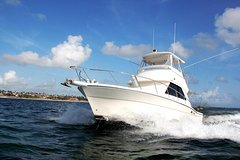 6hrs- Private Fishing Charters GONE DOG 37'