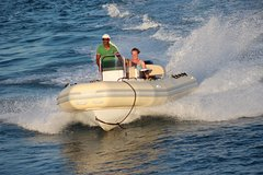 3-5 Hours Private Snorkeling With Dolphins Trip By A Speed Boat -hurghada