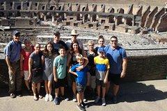 Skip-the-line Rome Colosseum Tour including Roman Forum With Kids