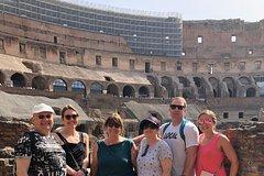 Skip-the-line Exclusive Tour Colosseum, Forums, Palatine Hill & Ancient