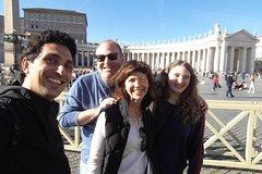 Skip-the-Line Sistine Chapel, St Peters Basilica & Vatican Semi-Private