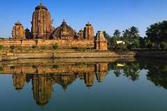 6-hour Temples tour of Bhubaneswar including hotel pick-up and drop-off