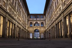 Small Group Skip the Line Uffizi Guided Tour with Free Walking Tour