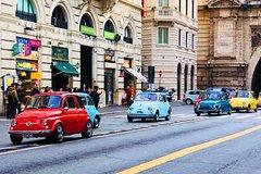 Rome Vintage Fiat 500 Tour