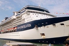 Transfer Celebrity Constellation, Venice cruise terminal to Marco Polo airp