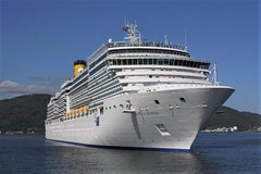 Private transfer, Costa Luminosa, Venice cruise terminal, Marco Polo airpor