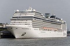 Private transfer, MSC Magnifica, Venice cruise terminal, Marco Polo airport