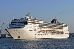 Private transfer service, MSC Opera, Venice cruise terminal, Marco Polo air