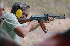 Kalashnikov Shooting Tour | Gun Range Experience in Kiev |
