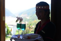 2 days from Nan province to Pakbeng and visit Luang Prabang