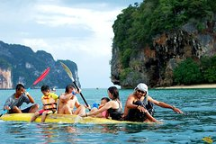 Adventure John Gray's Hong by Starlight with Sea Cave Kayaking and Floating