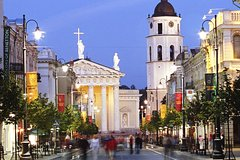 Day trip to Vilnius from Riga