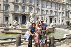 Private Rome City Tour w/ Pantheon, Trevi, Navona and more!