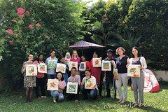 Imagen Batik Bag Workshop in Kuala Lumpur