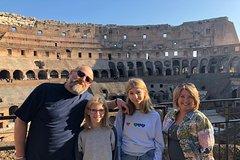 All Inclusive Rome - Vatican Sistine Chapel Colosseum Trevi Fountain &