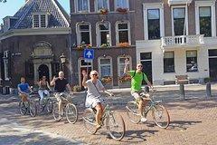Bicycle tour to Utrecht's hidden treasures