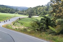 26 days Fully Guided motorcycle tour of NZ's Kiwi Trails