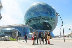 Imagen Astana Sightseeing PM Group Tour