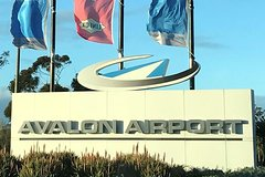 Imagen Avalon Airport Private Arrival or Departure Transfer