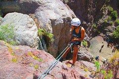 Cascada del Angel (Trekking  Rapel)