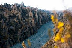 Valle de las Animas, Moon Valley & La Paz day tour (Private or 6 Small Group)