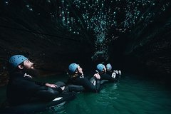 Black Labyrinth - Waitomo Black Water Rafting Adventure - Day Tour - Ex Auckland