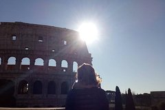 Colosseum Express With Archeologa Private Tour