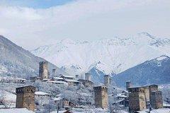6 days in Svaneti Georgia
