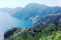 Positano Amalfi Ravello Private Tour from Sorrento