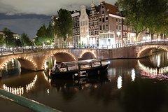 Amsterdam Experience Cruise Winter Light Edition