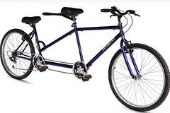 26 Tandem Rolled Bike Rental