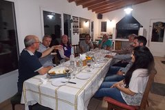 Imagen Small-Group Traditional Barbecue with Local Family from Bariloche