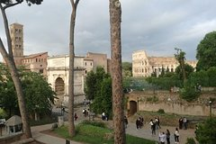 PRIVATE TOUR, with archaeologist: Colosseum, Palatine Hill, Roman Forum.