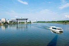 Imagen Private Half-Day Putrajaya Tour with Lake Cruise from Kuala Lumpur