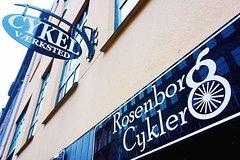 Bike rental in Copenhagen/Standard bike 6 hours