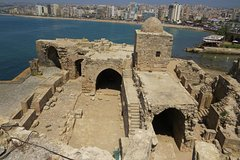 Sidon, maghdouche, tyre