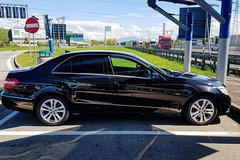 Private Transfer: Venice Airport Marco Polo (VCE) - Agordo [up to 3 persons